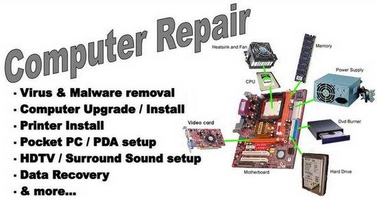 PC Repair - One Place Multi Services